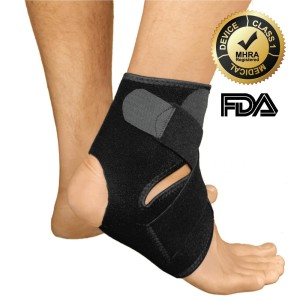 Bracoo Breathable Neoprene Ankle Support