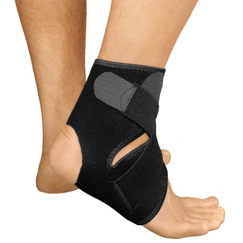 Best Shoe To Support A Sprained Ankle