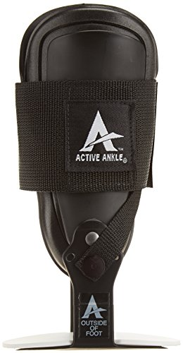 The Active Ankle T2 Rigid Ankle Brace and Sprain Support