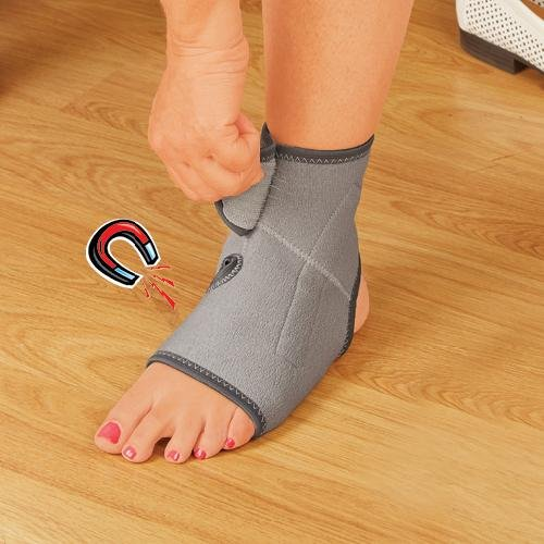Magnetic Pain Relief Compression Ankle Wrap: Buy At Amazon