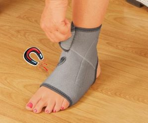 Magnetic Therapy Ankle Brace and Bracelet: How It Helps In Treating The Painful Ankle