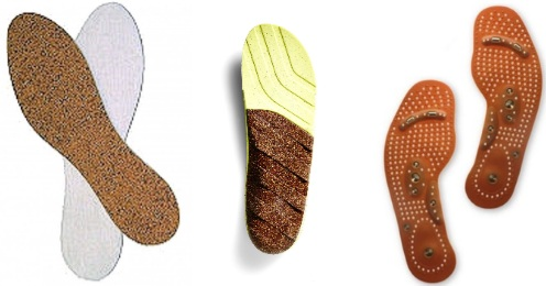 cork shoe insoles