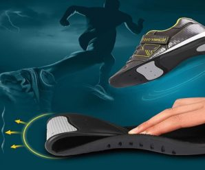 10 Best Shoe Insoles for Athletes with Flat Feet and Ankle Pain