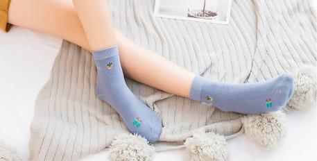 socks how long