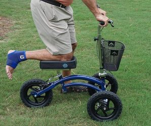 Can You Use a Knee Scooter after Ankle Surgery?