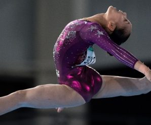 Why Do Some Gymnasts Wear Shoes and Socks (And Some Don't)?