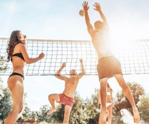 Can Wearing Sand Socks Improve Your Beach Volleyball Game?
